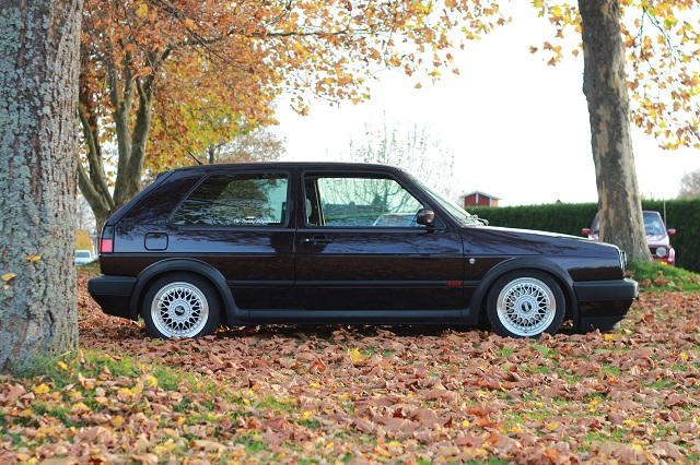 VW Golf II 16V